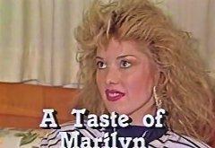 Taste Of Marilyn Tubepornclassic Com