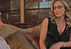 Mom In Glasses Cory Chase Loves Suck Cock Son Porn Video 201