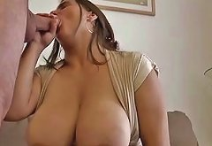 German Plumper Has Her Massive Tits Jizzed On After Fucking Sunporno Uncensored