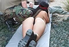 Voluptious Soldier