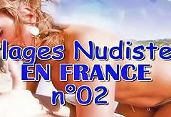 Nudistes France French Beaches Cd1