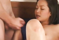 Pertaining To The Orient Facefucking Brunette Style