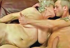 Naughty Busty Granny Gets Fucked Sunporno Uncensored