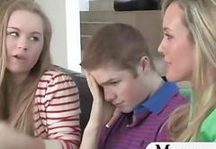Mature Milf Brandi Love Teaches Young Boy Fresh Twins
