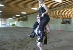 Mistress Golden Rides Trigger