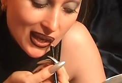Lipstick Kisses Smearing