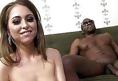 Riley Reid - Interracial Fuck