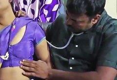 Satin Silk Saree Aunty Romance With Doctor Free Porn C2